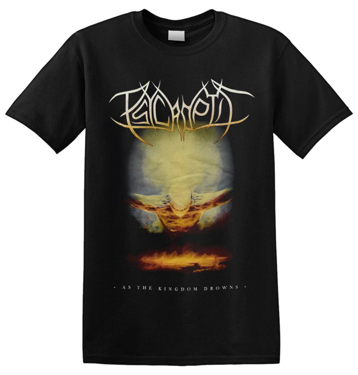 PSYCROPTIC - 'As The Kingdom Drowns' T-Shirt