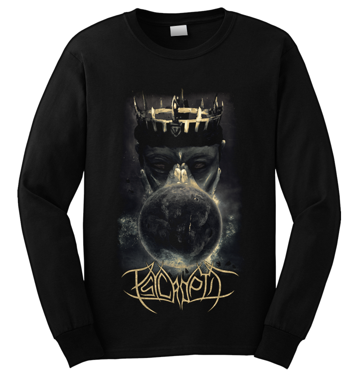 PSYCROPTIC - 'Crowned Watcher' LongSleeve
