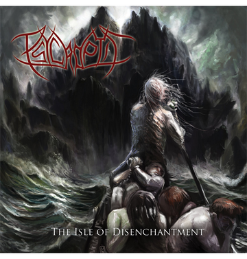 PSYCROPTIC - 'The Isle of Disenchantment' CD