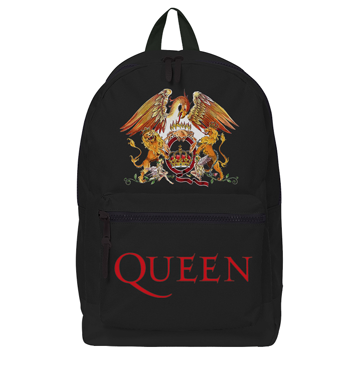 QUEEN - 'Classic Crest' Backpack