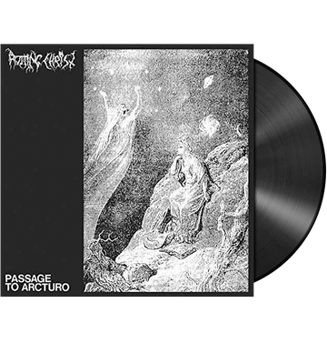 ROTTING CHRIST - 'Passage To Arcturo' LP