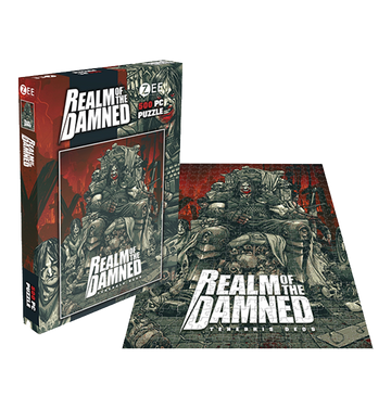REALM OF THE DAMNED - 'Balaur' Puzzle