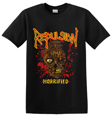 REPULSION - 'Horrified' T-Shirt