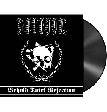 REVENGE - 'Behold.Total.Rejection' LP