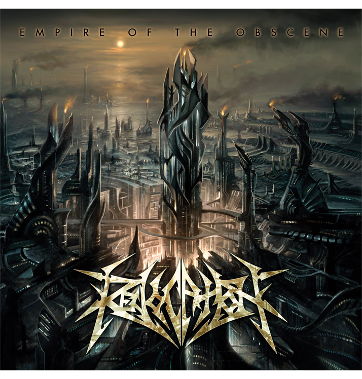 REVOCATION - 'Empire Of The Obscene' CD