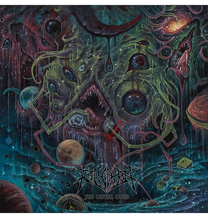 REVOCATION - 'The Outer Ones' CD