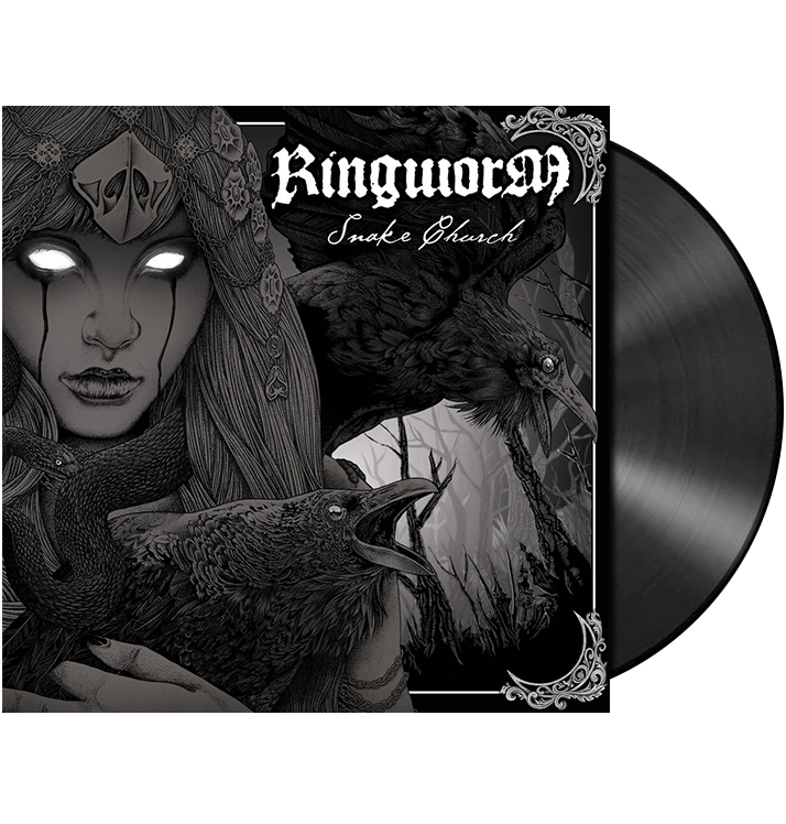 RINGWORM - 'Snake Church' LP