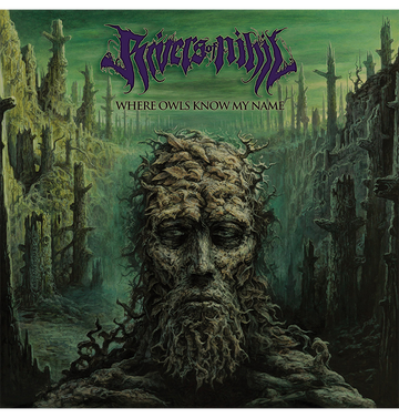RIVERS OF NIHIL - 'Where Owls Know My Name' CD