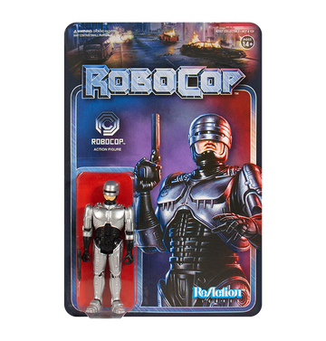 ROBOCOP - 'Robocop' ReAction Figure
