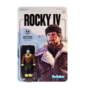 ROCKY - 'Rocky (Winter Training)' ReAction Figure
