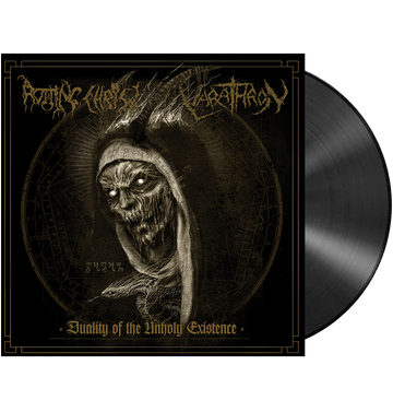 ROTTING CHRIST / VARATHRON - 'Duality Of The Unholy Existence' EP