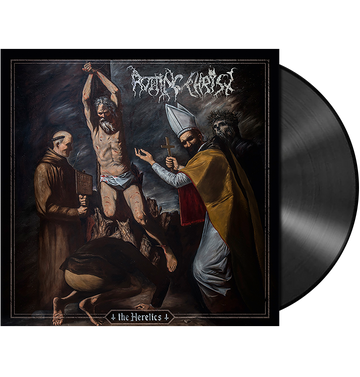 ROTTING CHRIST - 'The Heretics' LP