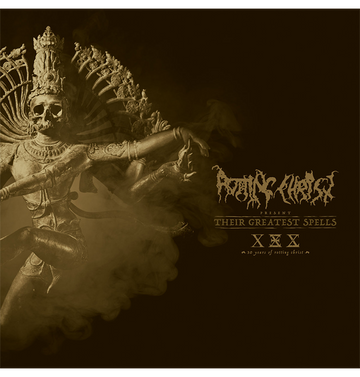 ROTTING CHRIST - 'Their Greatest Spells' 2xCD