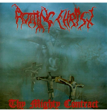ROTTING CHRIST - 'Thy Mighty Contract' CD