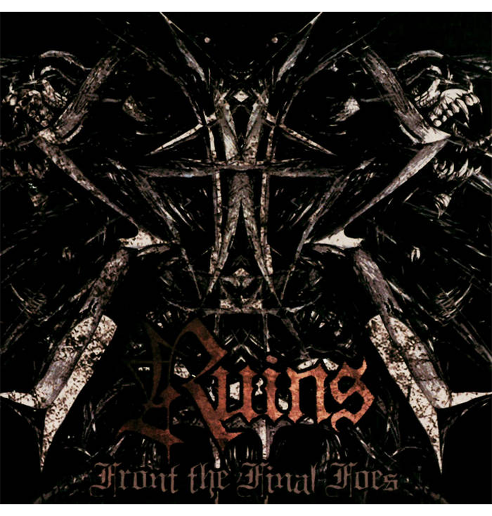 RUINS - 'Front The Final Foes' DigiCD