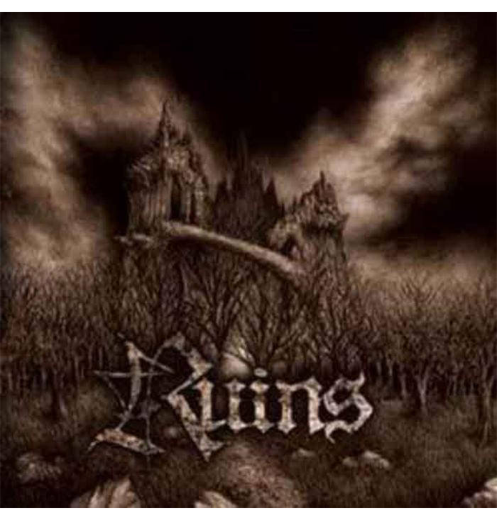 RUINS - 'Spun Forth Dark Nets' CD