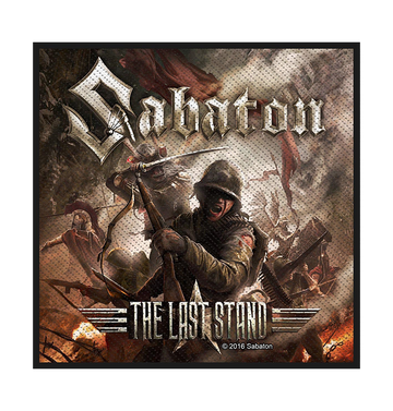 SABATON - 'The Last Stand' Patch