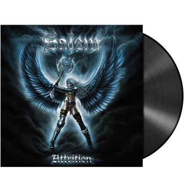 SALEM - 'Attrition' 2xLP
