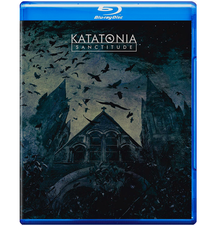 KATATONIA - 'Sanctitude' Blu-Ray