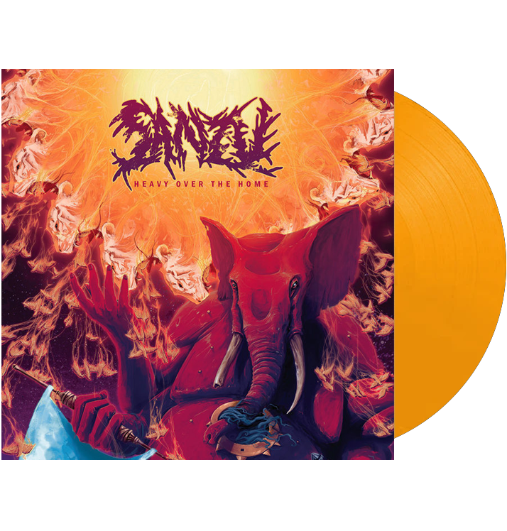 SANZU - 'Heavy Over The Home' LP