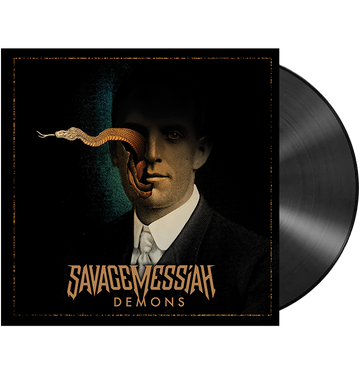 SAVAGE MESSIAH - 'Demons' LP