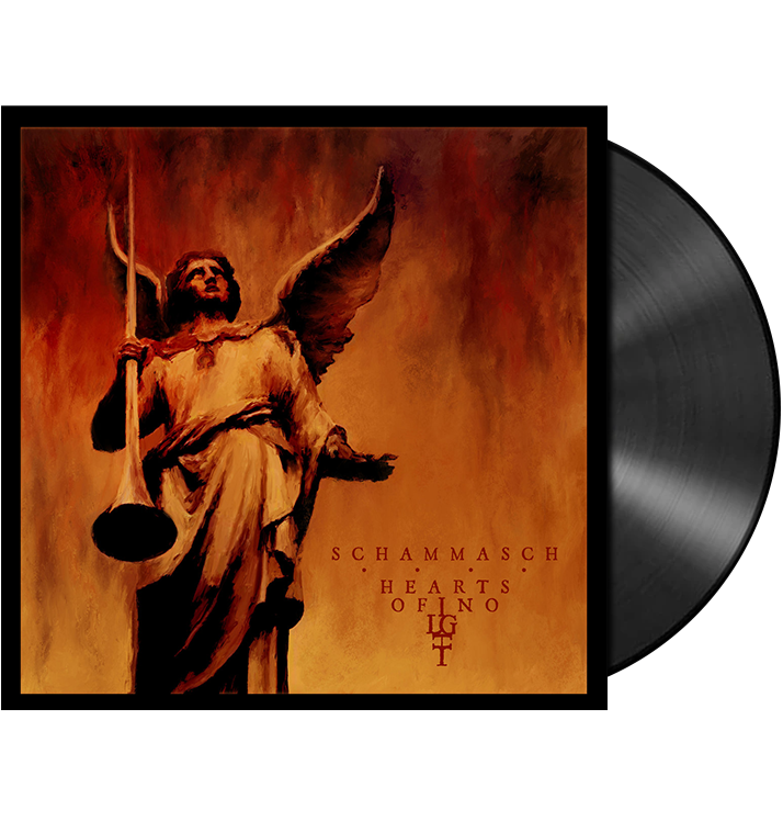 SCHAMMASCH - 'Hearts Of No Light' 2xLP