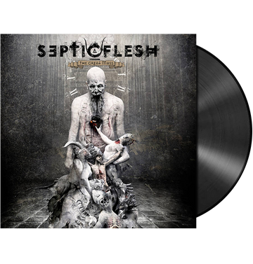 SEPTICFLESH - 'The Great Mass' LP
