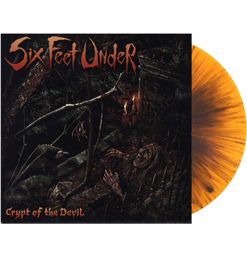 SIX FEET UNDER - 'Crypt Of The Devil' LP