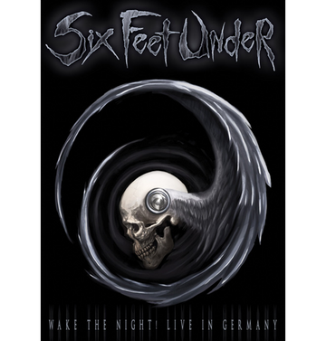 SIX FEET UNDER - 'Wake The Night! Live In Germany' DVD