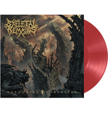 SKELETAL REMAINS - 'Devouring  Mortality' LP
