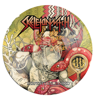 SKELETONWITCH - 'Serpents Unleashed' LP Picture Disc