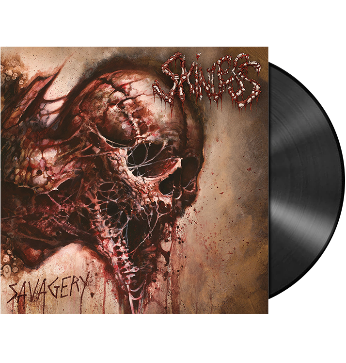 SKINLESS - 'Savagery' LP