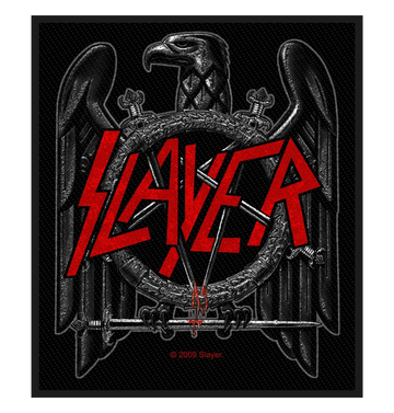 SLAYER - 'Black Eagle' Patch