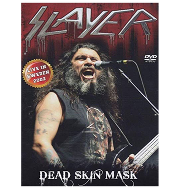 SLAYER - 'Dead Skin Mask' DVD