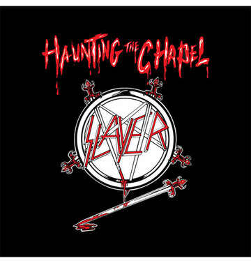 SLAYER - 'Haunting The Chapel' CD