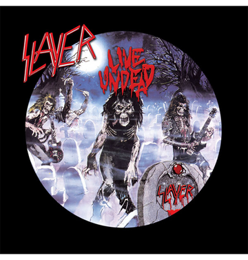 SLAYER - 'Live Undead' CD