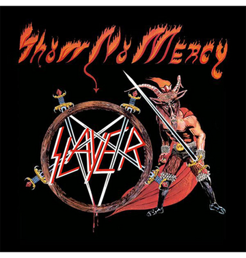 SLAYER - 'Show No Mercy' CD