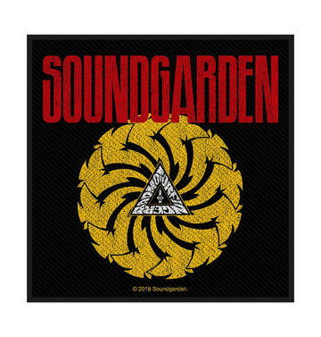 SOUNDGARDEN - 'Badmotorfinger' Patch