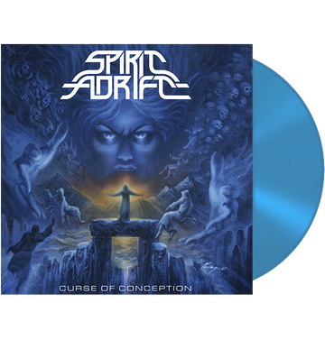 SPIRIT ADRIFT - 'Curse Of Conception' LP