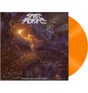 SPIRIT ADRIFT - 'Divided By Darkness' LP