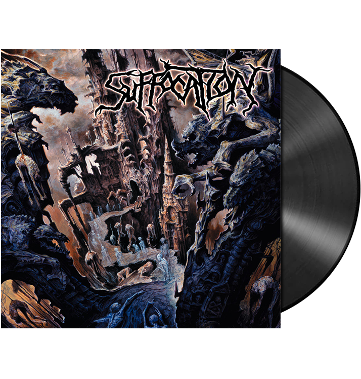 SUFFOCATION - 'Souls To Deny' LP
