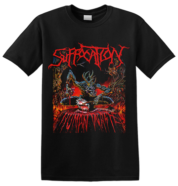 SUFFOCATION - 'Human Waste' T-Shirt