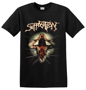SUFFOCATION - 'Jesus Wept' T-Shirt
