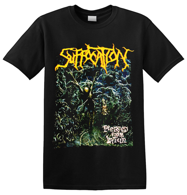 SUFFOCATION - 'Pierced From Within' T-Shirt