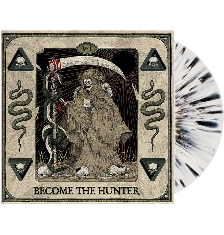 SUICIDE SILENCE - 'Become The Hunter' LP