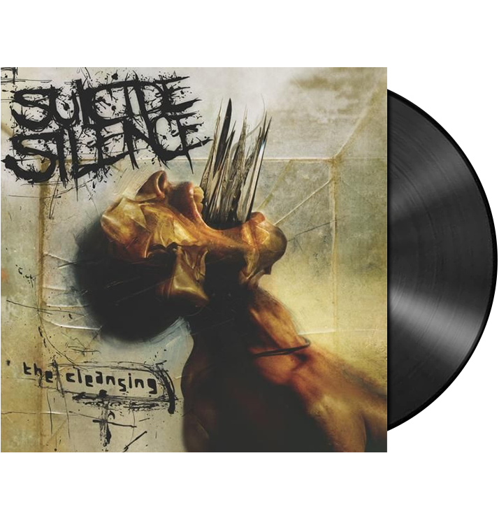 SUICIDE SILENCE - 'The Cleansing' LP+CD