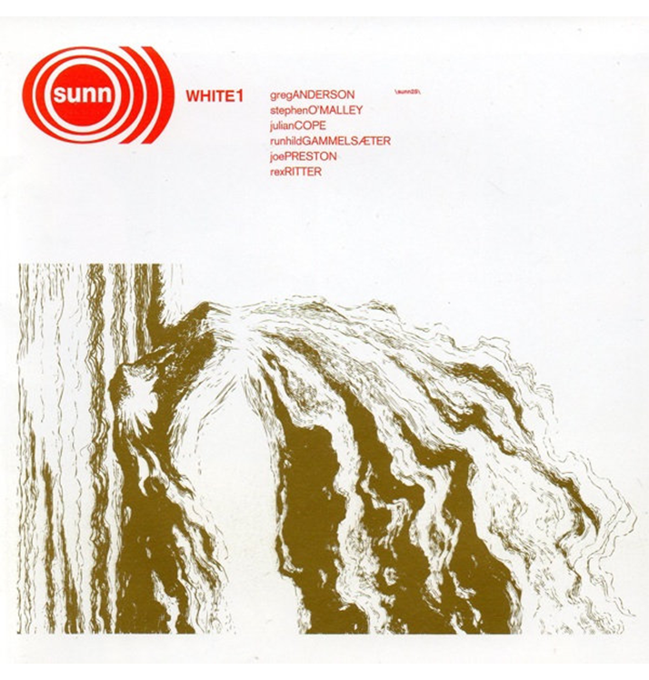 SUNN O))) - 'White1' CD
