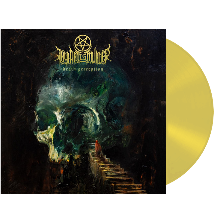 THY ART IS MURDER - 'Death Perception' EP (Yellow Variant)