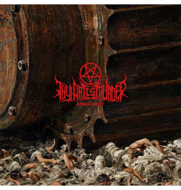 THY ART IS MURDER - 'Human Target' CD