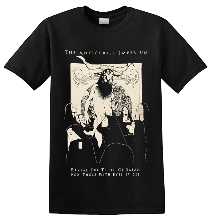 THE ANTICHRIST IMPERIUM - 'Reveal The Truth' T-Shirt